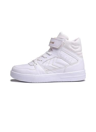 Hummel Unisex Çocuk Agoptos Sneakers 210947-9001 Beyaz